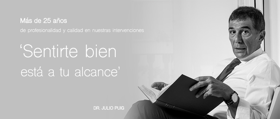 Cirujano plástico y estético en Valencia Dr. JulioPuig