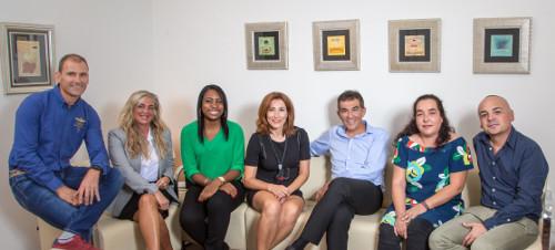 Equipo clinica cirugia estetica Dr. Julio Puig