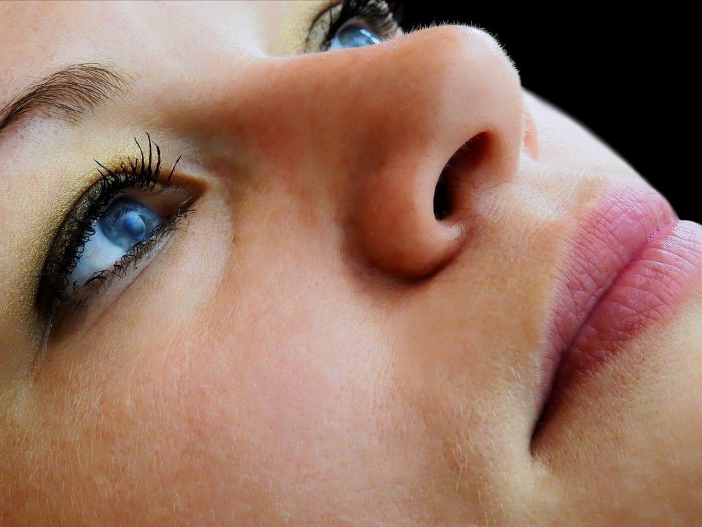 cirugía facial en la nariz